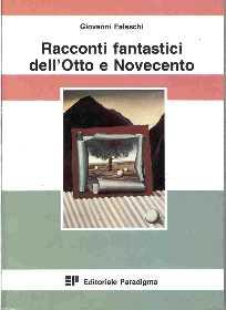 copertina di Racconti fantastici dell'Otto e Novecento