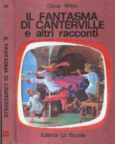 copertina di Il fantasma di Canterville e altri racconti