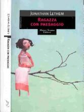 copertina di Ragazza con paesaggio
