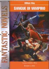 copertina di Sangue di vampiro