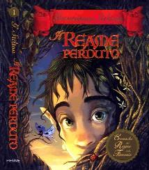 copertina di un volume della collana PIEMME Junior. Cronache del Regno della Fantasia