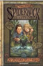 copertina di un volume della collana Spiderwick. Le Cronache. Il Nuovo Mondo