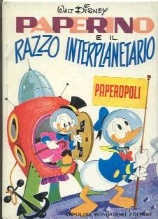 copertina di un volume della collana Comics