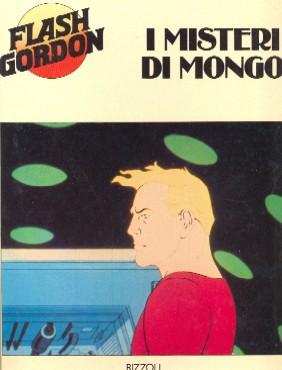 copertina di un volume della collana Flash Gordon