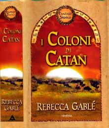copertina di un volume della collana Fantasy Storico