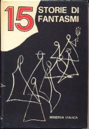 copertina di 15 Storie di fantasmi