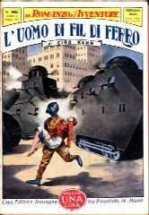 copertina di L'uomo di fil di ferro