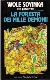 copertina di La foresta dei mille demonii