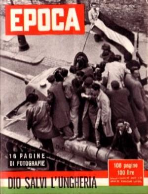 copertina di un volume della collana Epoca