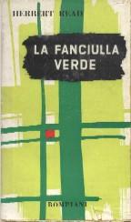 copertina di La fanciulla verde