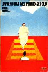 copertina di Avventura nel primo secolo