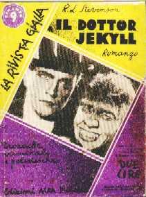 copertina di Il dottor Jekyll