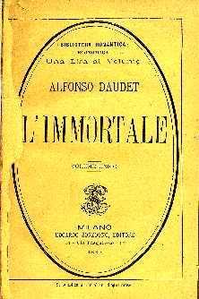 copertina di un volume della collana Biblioteca Romantica Economica