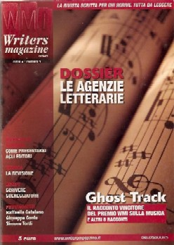 copertina di un volume della collana Writers Magazine