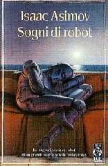 copertina di Sogni di robot