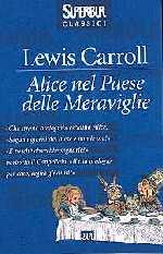 copertina di Alice nel Paese delle Meraviglie