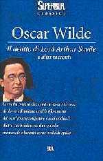 copertina di Il delitto di Lord Arthur Savile e altri racconti