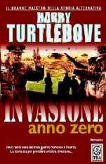 copertina di Invasione anno zero