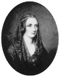 foto di Mary Shelley
