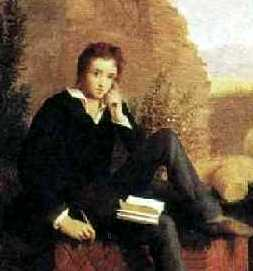foto di Percy Bysshe Shelley