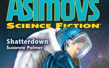 Manzieri, miglior copertina dell'anno di Asimov's