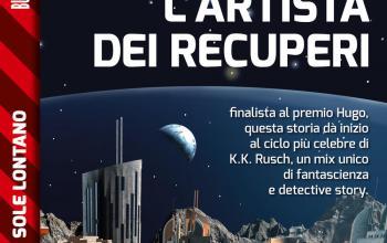 L'artista dei recuperi, per la prima volta in Italia il capolavoro di Kristine Kathryn Rusch