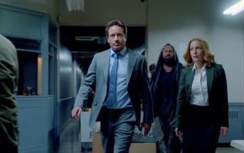 Fantascienza.com, il meglio della settimana di X-Files