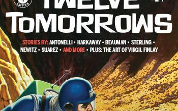 Bruce Sterling e il primo racconto di fantascienza scritto nello spazio
