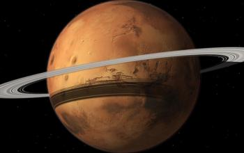 Tra 20 milioni di anni Marte avrà gli anelli