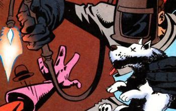 I 5 supereroi DC Comics più assurdi