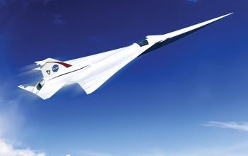 La NASA progetta un nuovo aereo supersonico
