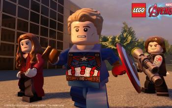 Lego Marvel's Avengers presenta i personaggi di Civil War
