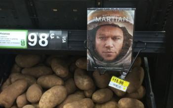 Su Marte coltiveremo patate