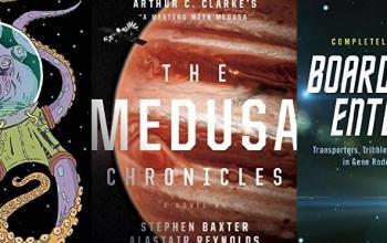Star Trek, Fritz Leiber e incontri alieni su Giove