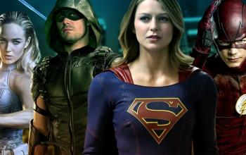 Arriva il mega cross-over Arrow/Supergirl/The Flash/Legends of Tomorrow