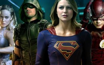 Arriva il mega cross-over Arrow/Supergirl/The Flash/Legends of Tomorrow