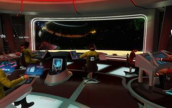 Anche Star Trek nella realtà virtuale