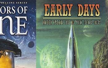 L'Era Pulp di Silverberg e un nuovo capitolo di Dune