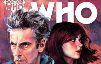 RW Lion porterà in Italia i fumetti di Doctor Who