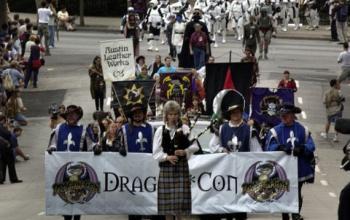 Dragon Awards, è già polemica alla prima edizione
