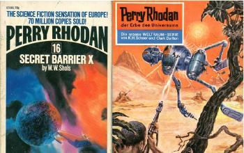 Perry Rhodan: storia di un eroe spaziale