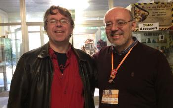 """Silvio Sosio: """"Jack Vance ha affascinato e ispirato generazioni di scrittori"""""""