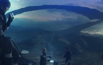 Omen, il nuovo spettacolare trailer di Final Fantasy XV