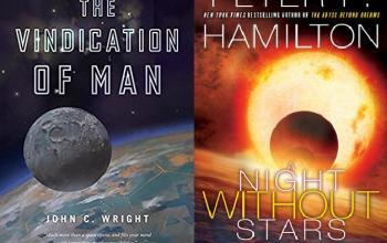 La space opera di John C. Wright e Peter F. Hamilton