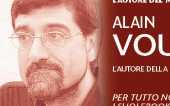 Alain Voudì autore del mese, Trainville (e altro) superscontati
