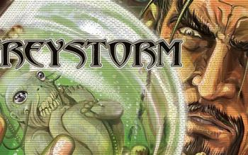 Greystorm e le sue atmosfere steampunk tornano in edicola