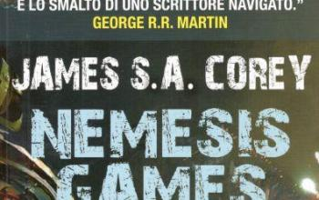 Nemesis Games. L'esodo, quinto volume di The Expanse