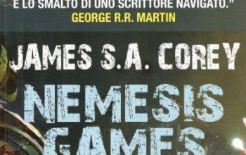 Nemesis Games. L'esodo, quinto volume di The Expanse
