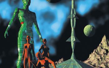 Le influenze aliene di K.K. Rusch