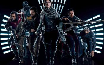 Rogue One A Star Wars Story, da oggi nei cinema